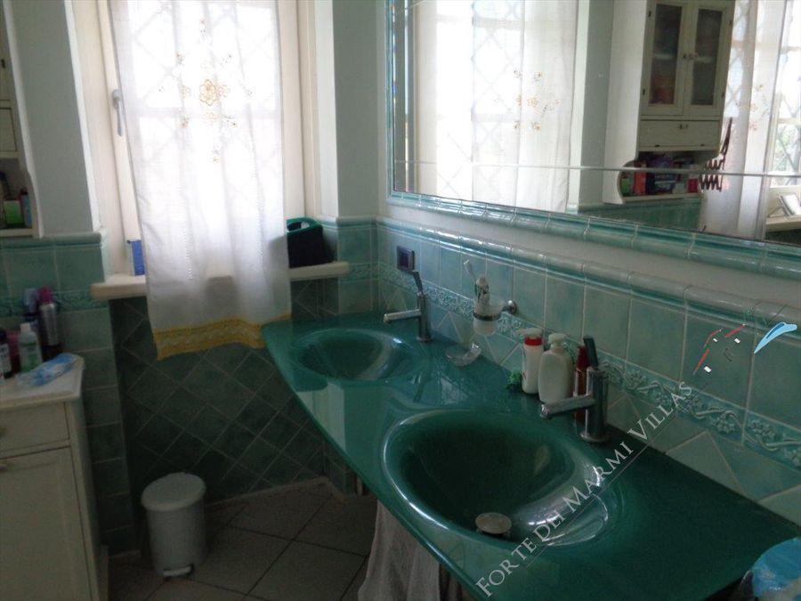 Villa Capriccio  : Bagno con vasca