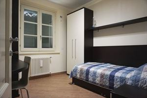 Villa Buratti : Single room