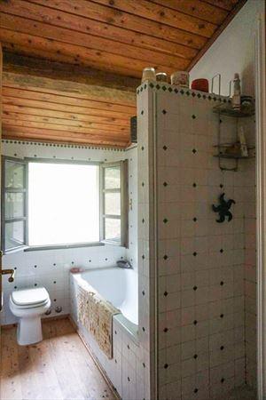 Villa Proxima : Bagno con vasca