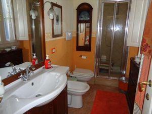 villa  Pontile  : Ванная комната с душем