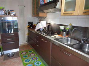 villa  Pontile  : Кухня