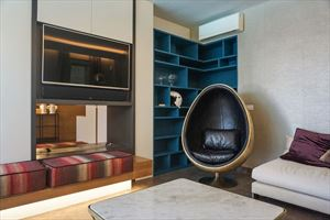 Villa Fiorentina  : Living room