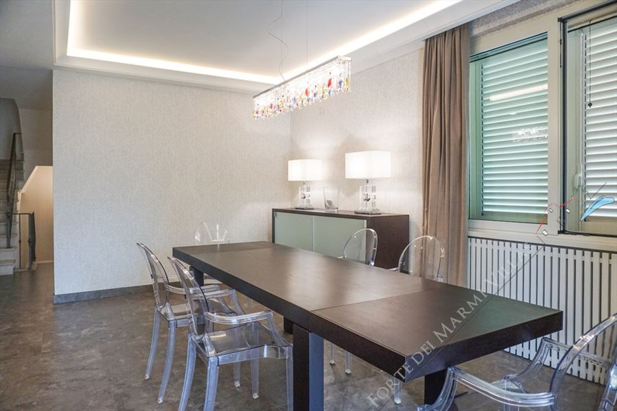 Villa Fiorentina  : Dining room