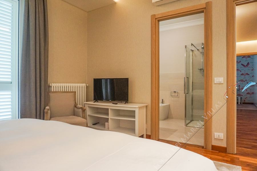 Villa Fiorentina  : Double room