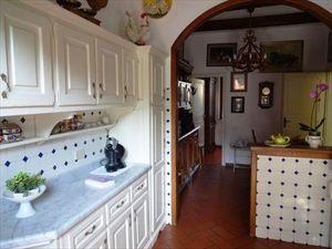 Villa dei Pittori  : Кухня