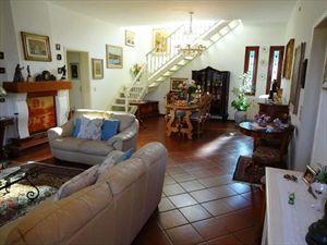 Villa dei Pittori  : Vista interna
