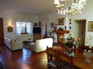 Villa dei Pittori  : Интерьер