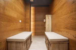 Villa Fiorentina  : Sauna