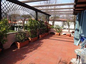 Villa dei Pittori  : Терраса