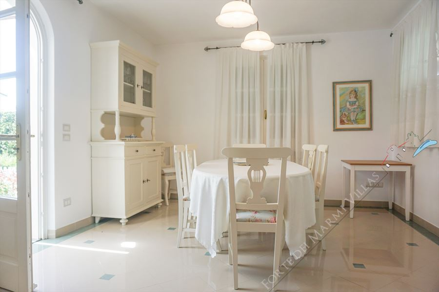 Villa  Allegra : Dining room