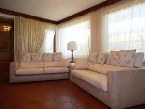 Villa Ciliegia : Гостиная