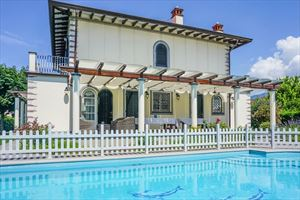 Villa  Allegra Forte  : detached villa to rent Centro Forte dei Marmi