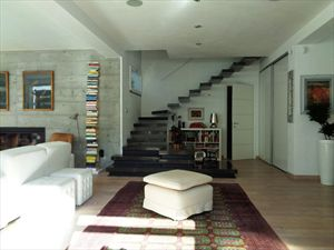Villa  Acqua : Living Room