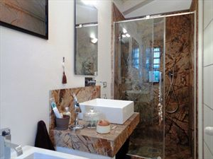 Villa  Acqua : Bathroom with shower