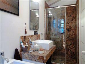 Villa  Acqua : Bagno con doccia