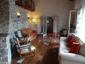 Villa dei Gelsomini  : Living room