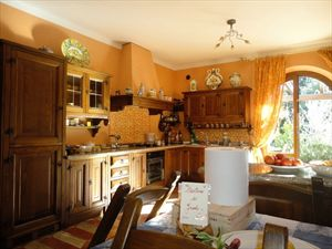 Villa Vlada   : Кухня