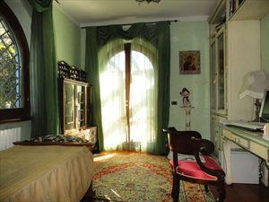 Villa Vlada   : спальня с односпальной кроватью