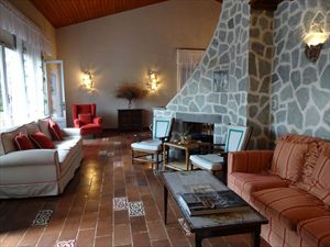 Villa dei Gelsomini  : Party Room