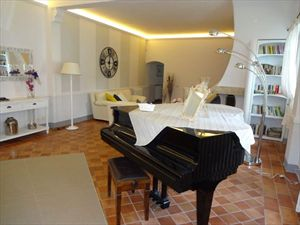 Villa Marinella : Фортепиано