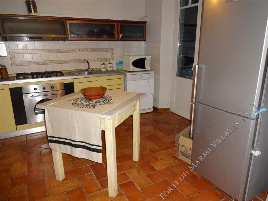 Villa Marinella : Cucina