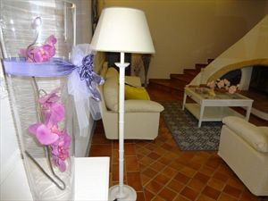 Villa Marinella : Living room