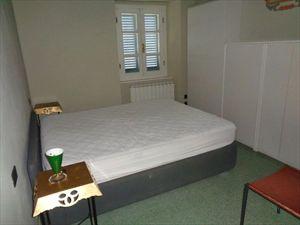 Appartamento Dolce Azzurro  : спальня с двуспальной кроватью