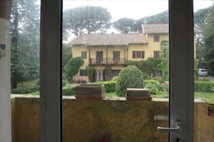 Villa Isola Nobile : Outside view