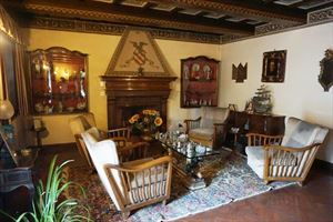 Villa Isola Nobile : Salotto