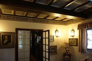 Villa Isola Nobile : Inside view