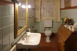 Villa Isola Nobile : Bathroom