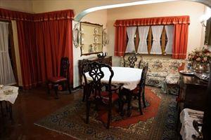 Villa Isola Nobile : Vista interna