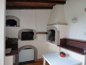 Villa Scirocco : Veranda