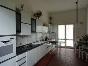 Villa Scirocco : Кухня
