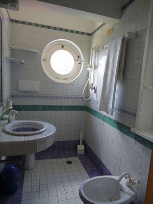 Villa Scirocco : туалет