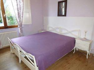 Villetta  Borghese   : master bedroom