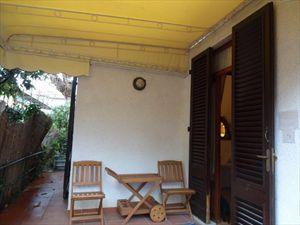 Villetta  Borghese   : Vista esterna