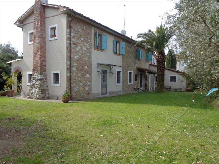 Villa Casolare  Azzurro  - Detached villa Marina di Pietrasanta