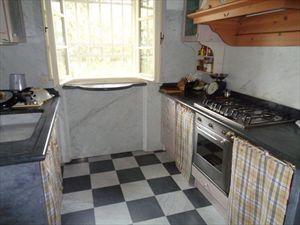 Villa Casolare  Azzurro  : Кухня