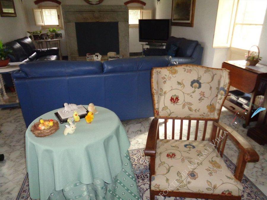 Villa Casolare  Azzurro  : Living room