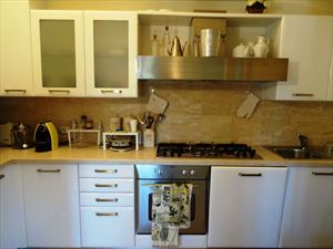 Appartamento Vista Mare  : Kitchen