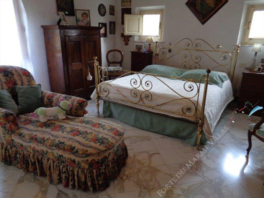 Villa Casolare  Azzurro  : Camera matrimoniale