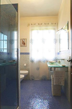 Villa Chef  : Bathroom with shower
