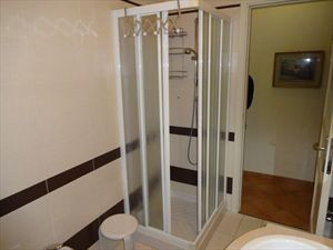 Villa  Veneta  : Bathroom with shower