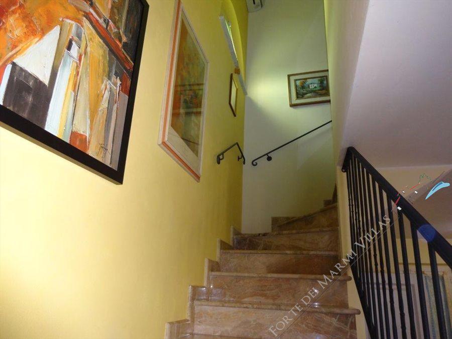 Villa  Veneta  : Vista interna