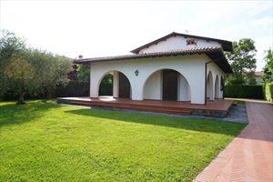 Villa Maria: Villa singola Forte dei Marmi