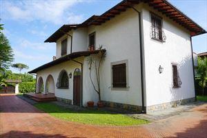 Villa Maria : Vista esterna