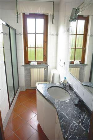 Villa Maria : Ванная комната с душем