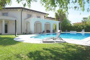 Villa Puccini: Detached villa Forte dei Marmi