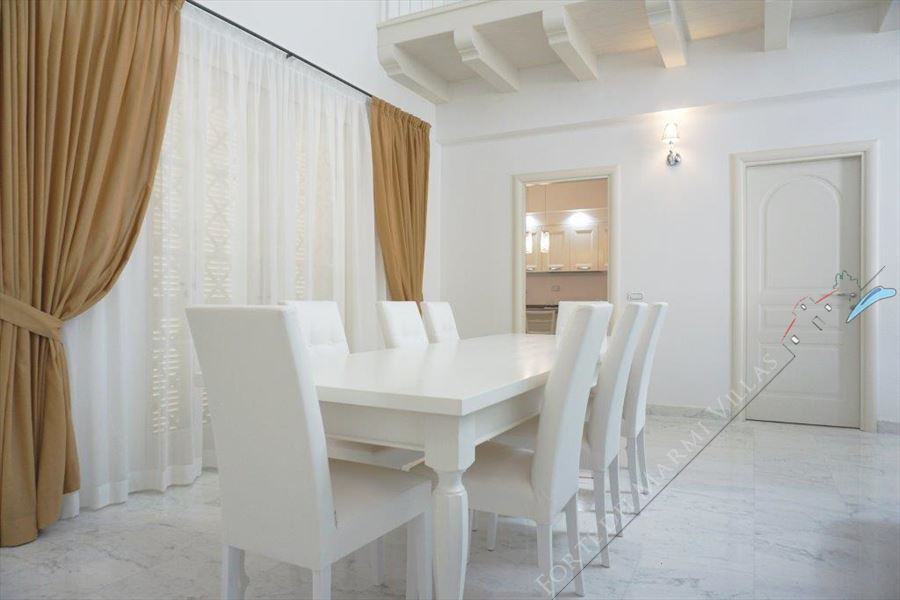 Villa Puccini : Sala da pranzo